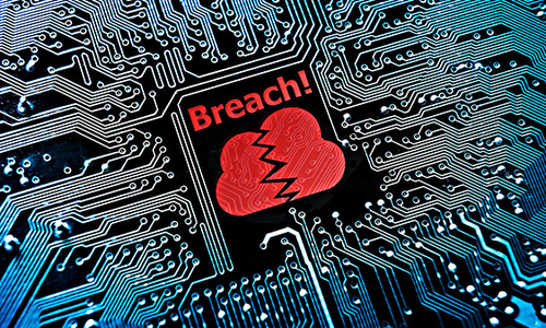 Search firm investigated for data breach