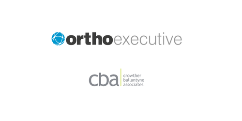 Orthoexecutive and Crowther Ballantyne Associates Merge to Provide Enhanced Specialist Executive Search and Recruitment Service