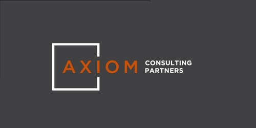 Axiom Consulting Partners Welcomes Tom Hill as Principal