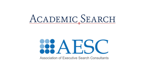 AESC Welcomes Academic Search into its Global Membership