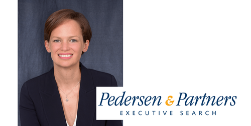 Armelle Boulon joins Pedersen & Partners' team in Paris as Client Partner