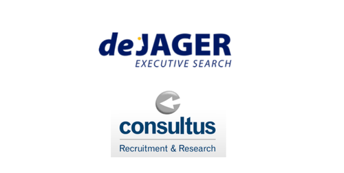 de JAGER Executive Search / Consultus Merger Announced