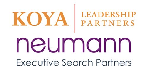 Koya Leadership Partners to Merge Neumann Executive Search Partners into Expanding Higher Ed Practice