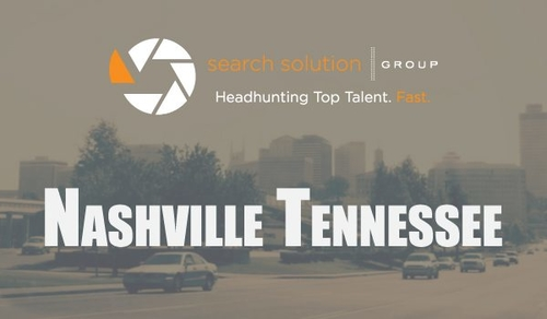 Search Solution Group Opens New Office in Nashville