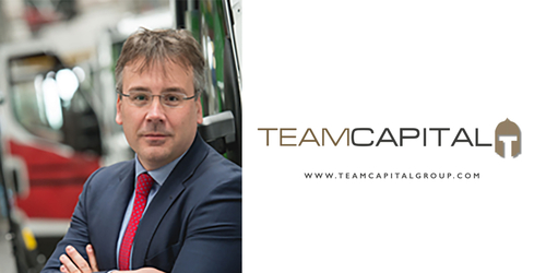 Team Capital Appoints Award Winning Former Iveco HR Director Unai Saez To its Board of Directors