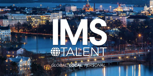 IMS Talent Welcomes Sebastian Lindqvist to its Executive Search Team