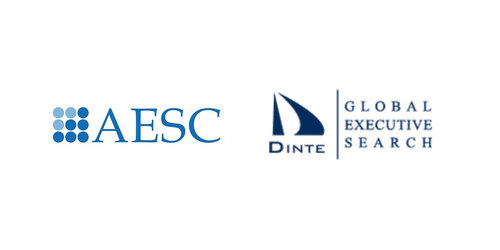 Dinte Global Executive Search Accepted into AESC Global Membership