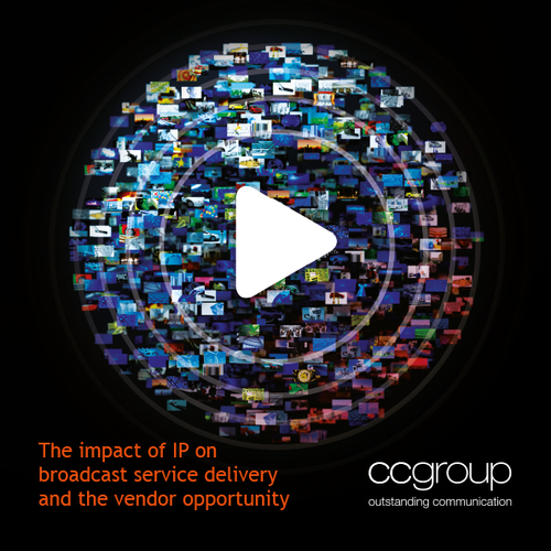 New research report: How vendors can benefit from the impact of IP on the broadcast industry