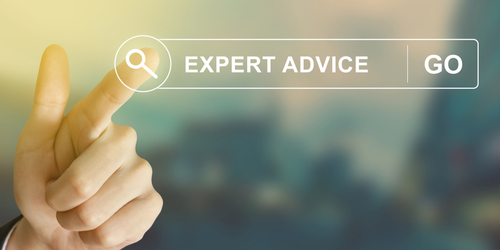 Calling yourself an 'expert' is not what makes you credible