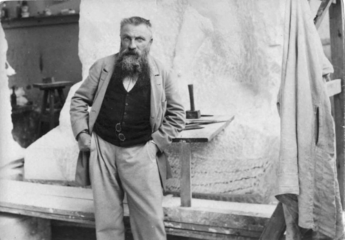 #MuseumMonday Rodin 1917-2017 !
