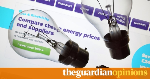 Tories have missed the point on energy