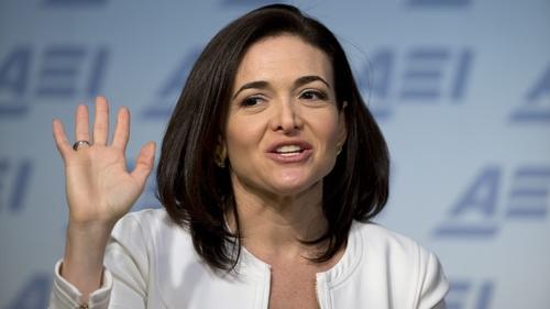 Sheryl Sandberg's advice for Manbassadors