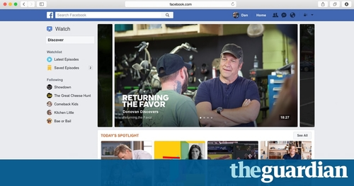 News: Facebook takes on YouTube