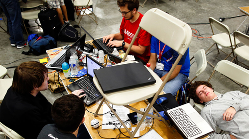 Hackathons aren't just for coders - real business benefits