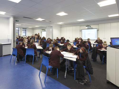 Teacher recruitment 'crisis'