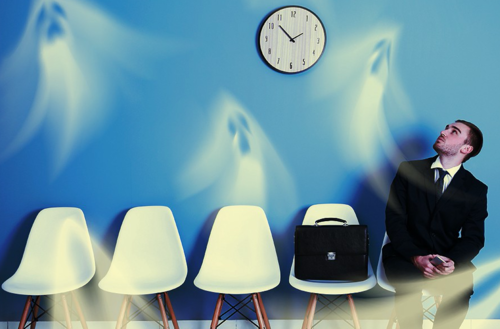 'Ghosting' More proof of a bad Candidate Experience
