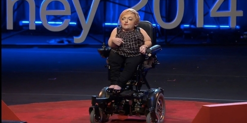 """Disability doesn't make you exceptional, but questioning what you think you know about it does."""