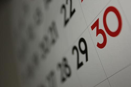 Starting a content calendar: 10 tips