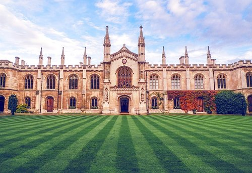The University of Cambridge prove their commitment to supporting diverse talent