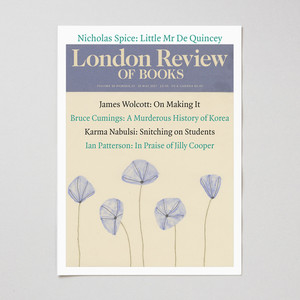 Francis FitzGibbon QC  writes in London Review of Books