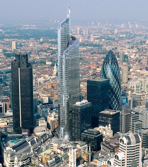Asian investors spend £4bn on London property