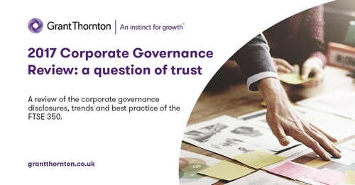 Corporate Governance, SM&CR and joining the regulatory dots
