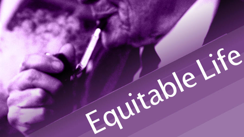 SMCR & Regulatory failures (1): Equitable Life