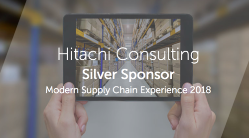 Hitachi Consulting Oracle Practice to set the tone at Modern Supply Chain Experience