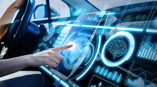 Digital disruption is driving profound changes in the auto industry