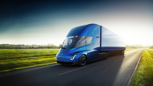 Walmart, Tesla Semi Truck & Disruption