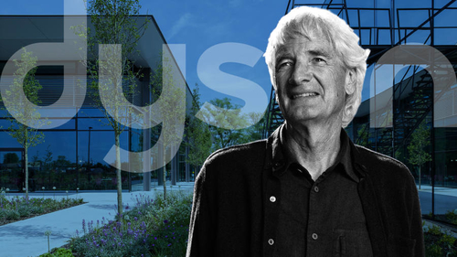 Dyson- from vacuums to electric cars