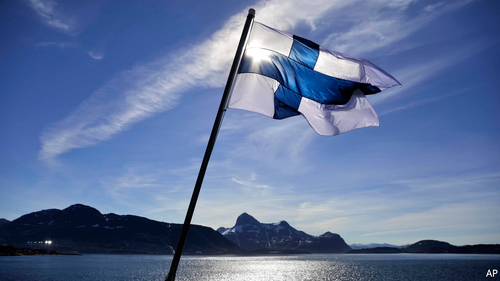 Why is Finland so happy?