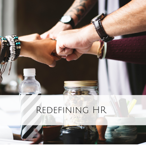 HR needs a makeover - and this is why