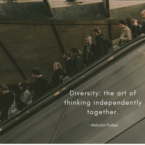 Are you guilty of adopting a one-dimensional approach to diversity?