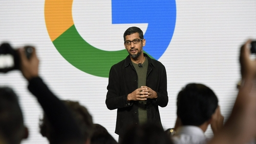 Google's left searching for gender balance