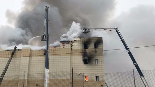 Russia's Fire Risk