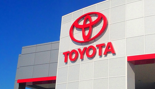 Toyota Revs Up its Insurance Blockchain