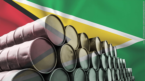 The Effect of Guyana's Oil Discovery