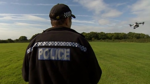 Drones- The new way to tackle rural crime?