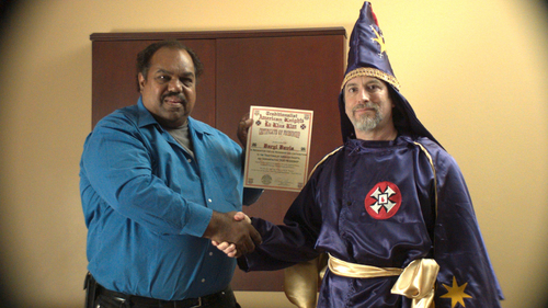 Influence Heroes; How To Engage With And Persuade People To Leave The KKK