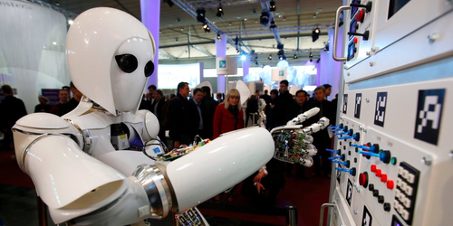 Robotic automation could make the UK over £200 billion richer by 2030