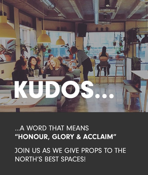 Kudos as Inspired Spaces North hits Liverpool