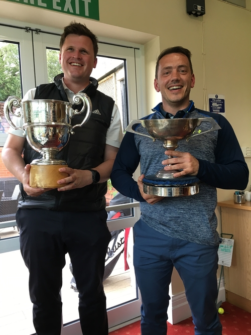 Brabners dynamic duo win historic trophies