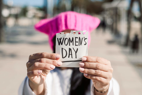 International Women's Day - a great day to celebrate but also recognise there is so much more to do!