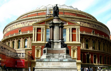 Charity Commission takes on the Royal Albert Hall