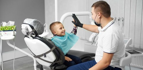 Business development for dentists starting with the littlest patients