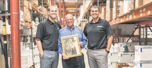 Fishman Supply Gives To Community