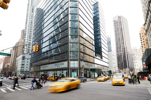 Nordstrom To Open In New York
