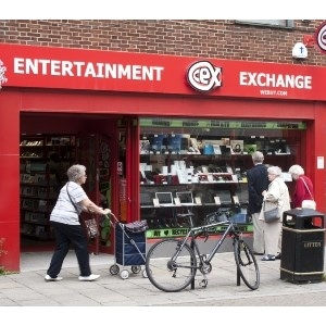CeX breached