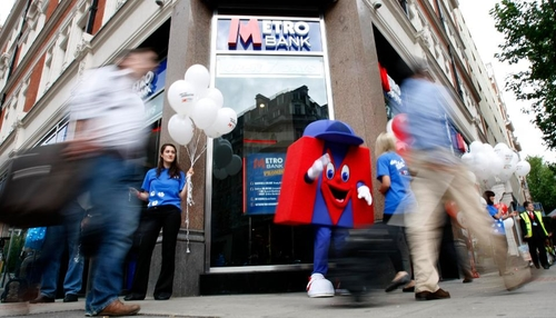 Metro going digital to compete against traditional banks